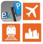 repülőtér parkoló foglalás