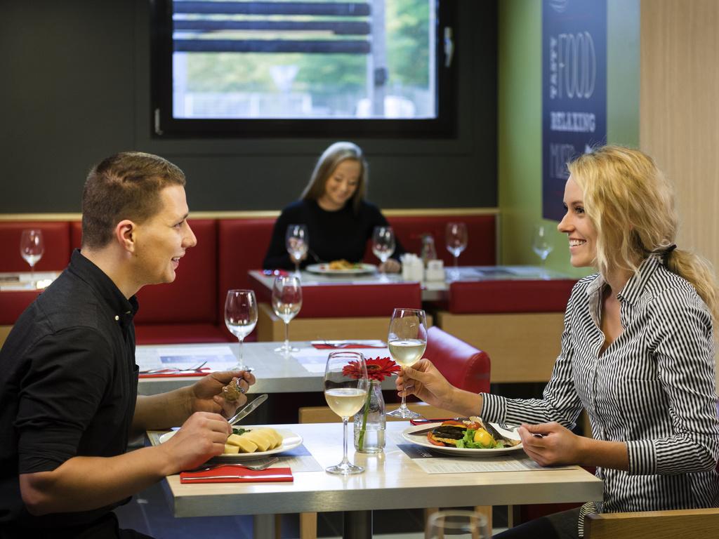 Ibis Hotel Pilzen étkézési lehetőség