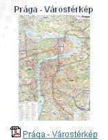 prágáról letölthető pdf térkép Prága ingyenes
