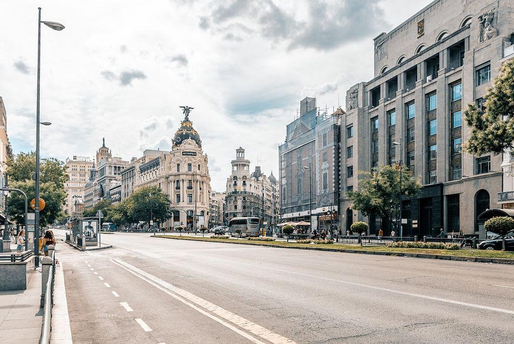 Image of 3 nap/2 éj Madrid belvárosában 2 fő részére reggelivel: Hotel Victoria 4 ***