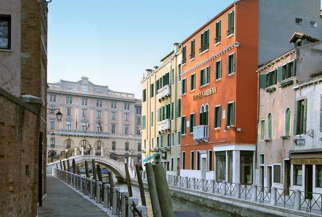 2 nap/ 1 éjszaka Velence szívében 2 fő részére reggelivel: Hotel Gardena ***