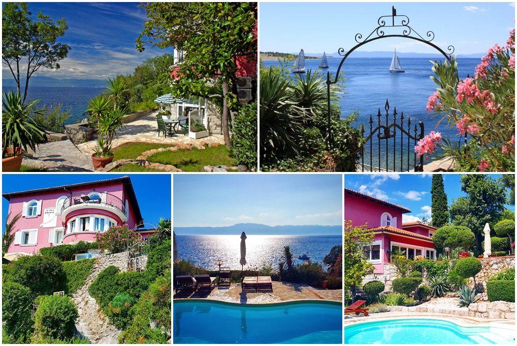 3 nap/ 2 éj tengerparti üdülés Kraljevicában 2 fő részére: Villa Dora ****