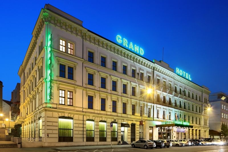 Grand Hotel Brno**** 3nap/2éj 2 fő részére reggelivel