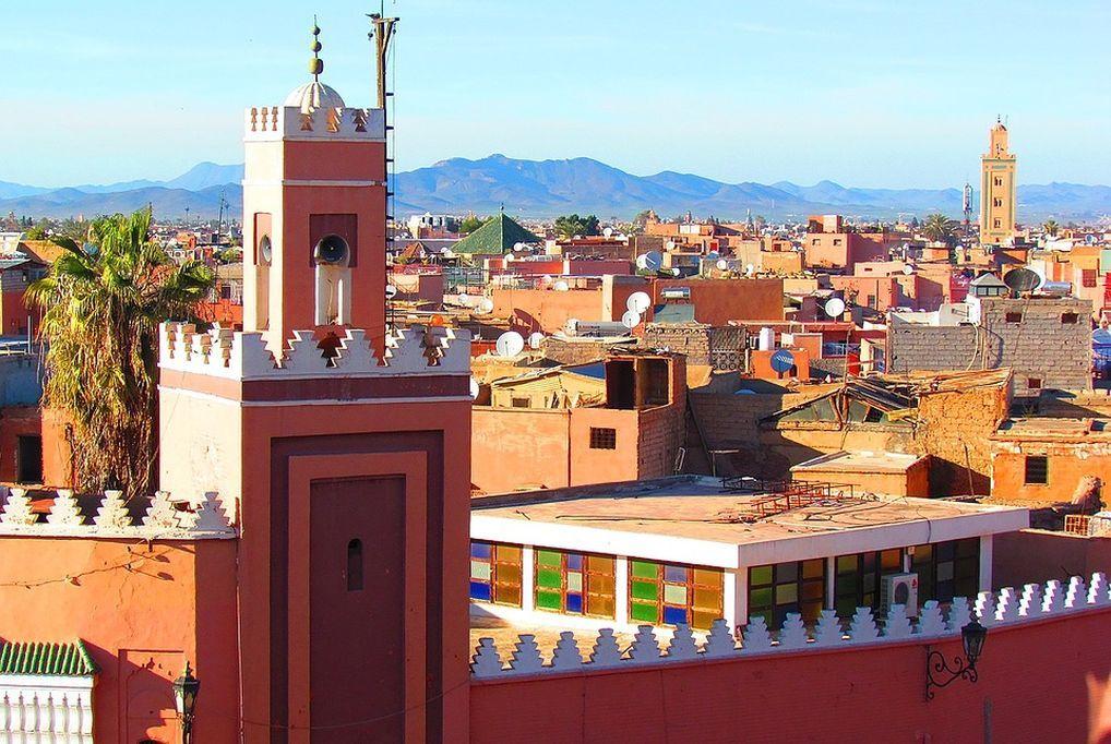 6 napos egzotikus városnézés Marrakesh szívében: Riad Zayane Atlas - 6 nap 5 éjszaka 2 fő részére reggelivel, 1 vacsorával