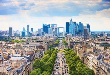 Fedezze fel Párizst! - Hôtel George Sand - 3 nap / 2 éjszaka 2 fő részére, svédasztalos reggelivel