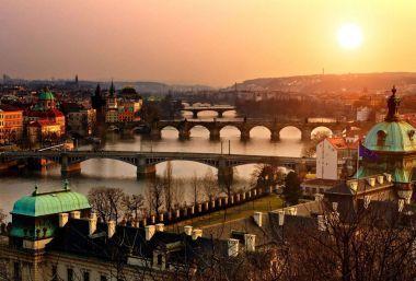 4 nap, 2 fő részére reggeli, executive szoba, korlátlan wellness: Top Hotel Praha