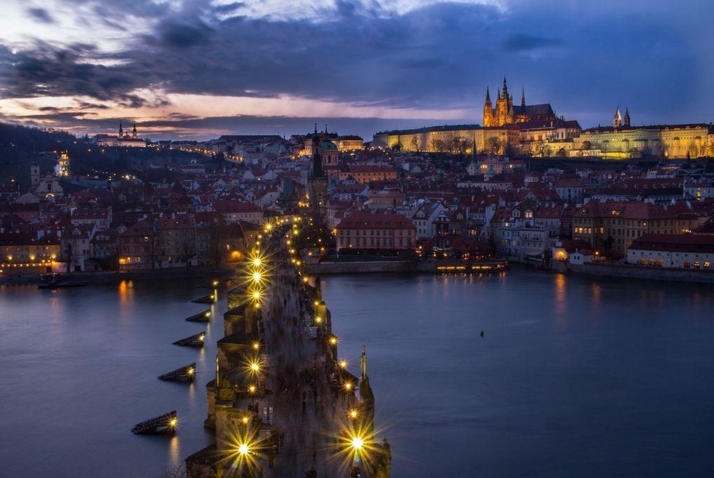 3 napos téli városnézés Prágában - 3 nap / 2 éjszaka 2 főnek reggelivel a belvárosban - Pension Brezina