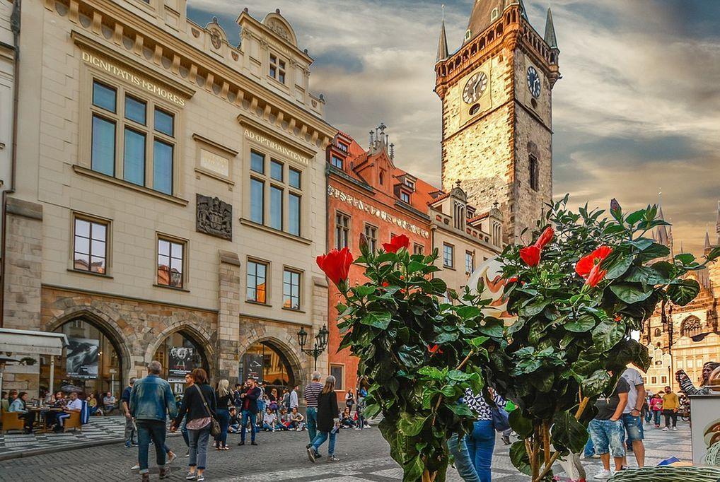 UTÓSZEZONI AKCIÓ! 3 nap/2 éjszaka Prágában 2 fő részére, reggelivel - Occidental Praha****