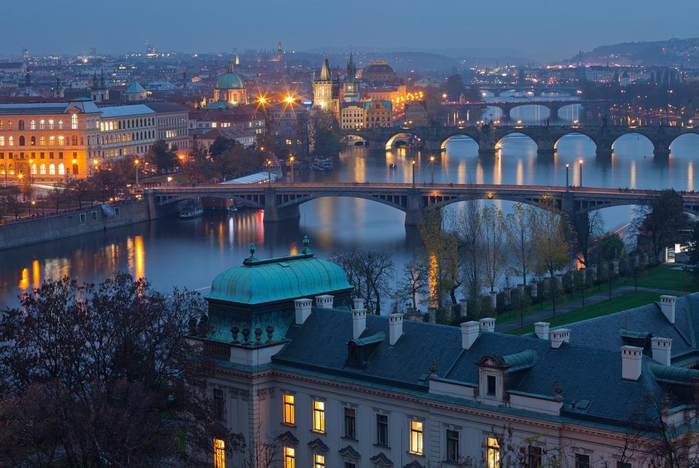 Utószezoni akció! 3 nap/2 éjszaka Prágában, 2 fő részére reggelivel - Iris Hotel Eden****