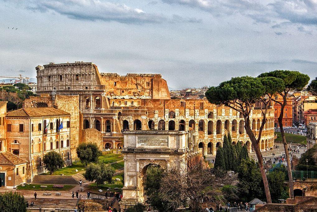 Róma ősz-tél: 4 nap/3 éjszaka 2 fő részére, reggelivel - Albergo Athena