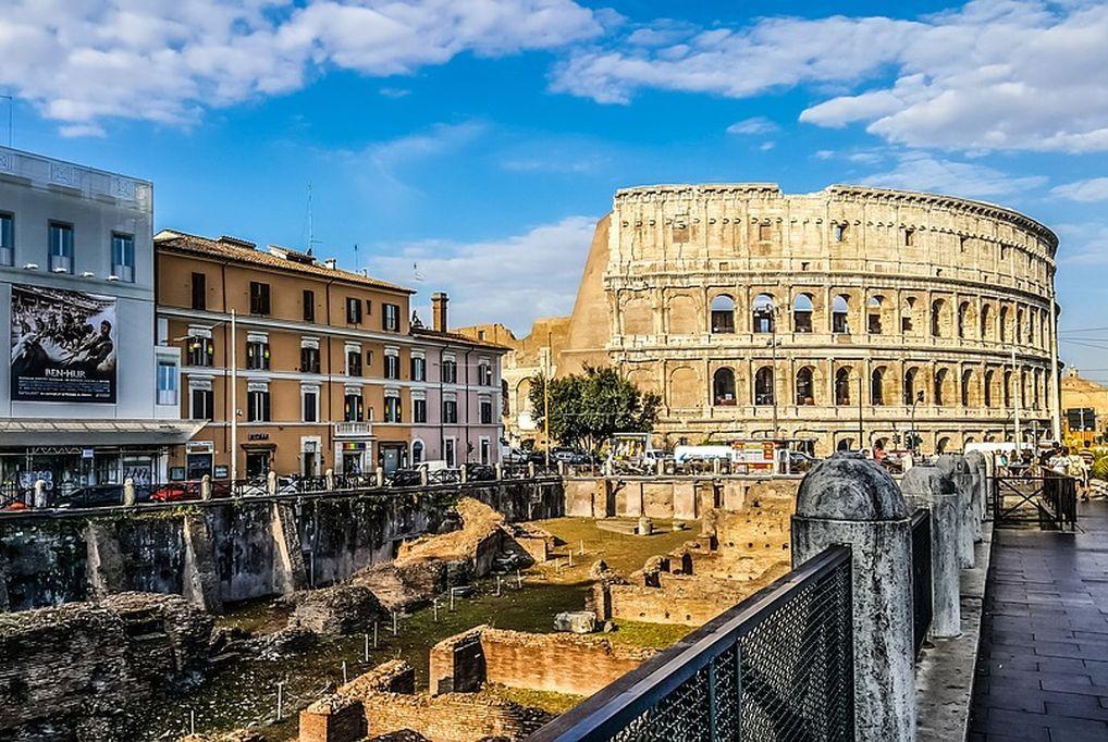 4 nap/3 éjszaka Róma központjában 2 fő részére, reggelivel - Hotel Marco Polo***