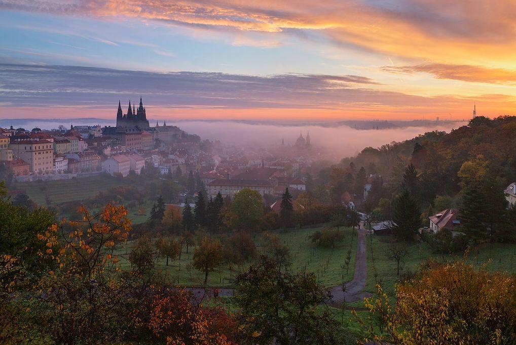 Utószezoni ajánlat - 3 nap/2 éjszaka Prágában 2 fő részére reggelivel és wellness használattal - Hotel Duo****