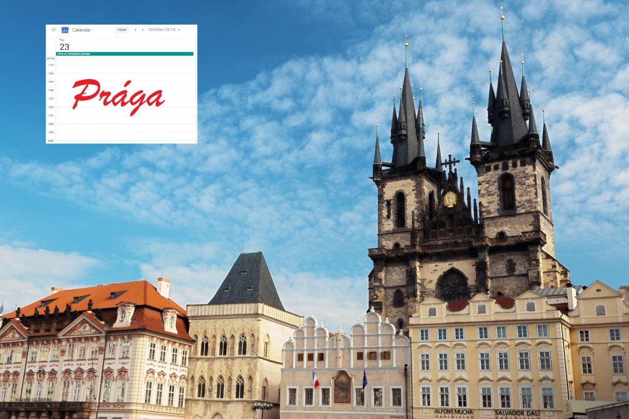 Május 1-i ajánlat - 4 nap/3 éjszaka Prágában 2 fő részére reggelivel - Hotel International****...