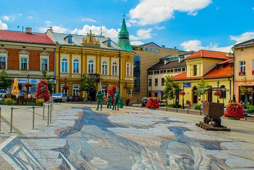 3 nap/2 éjszaka 2 fő részére reggelivel Krakkó mellett Wieliczka-ban - Garden Park Hotel