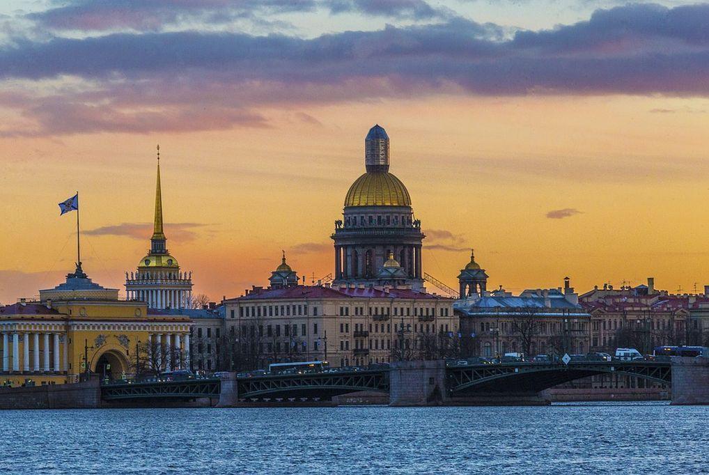 3 nap / 2 éjszaka Szentpéterváron 2 fő részére reggelivel - Hotel Dostoevsky