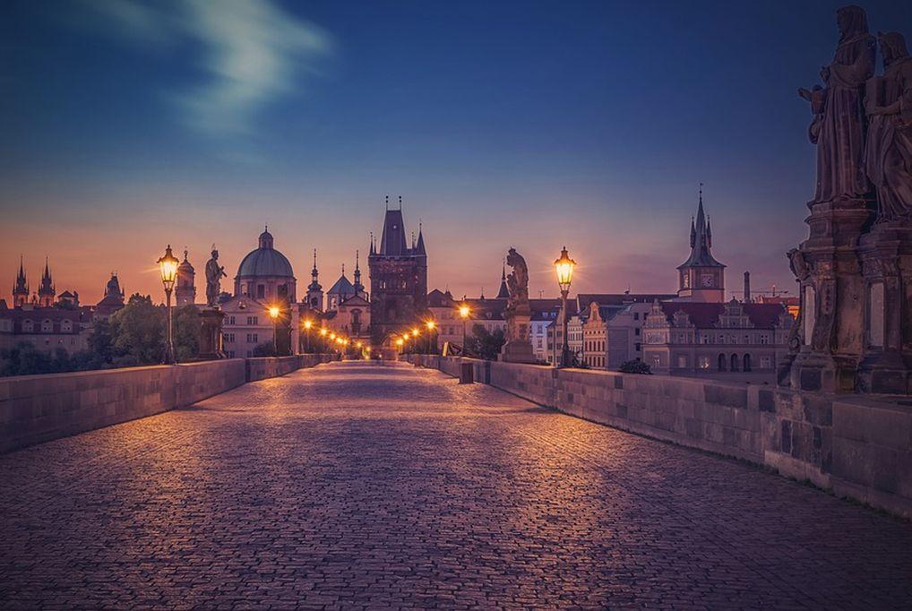 3 nap/2 éjszaka Prága központjában 2 fő részére reggelivel - Park Inn Hotel Prague