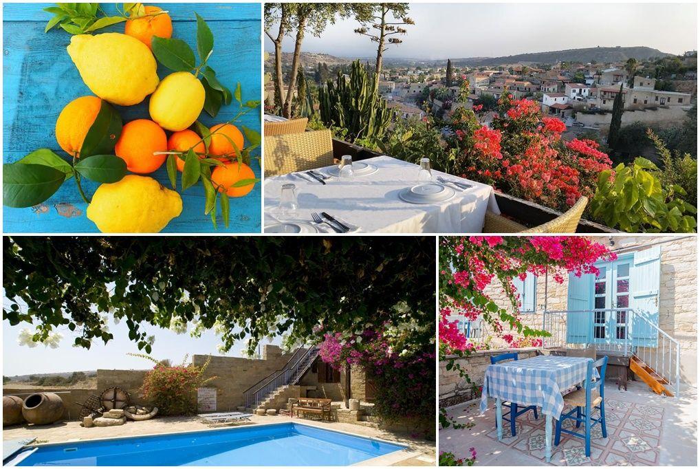 8 nap/7 éjszaka Cipruson 2 fő részére, reggelivel - Cyprus Villages