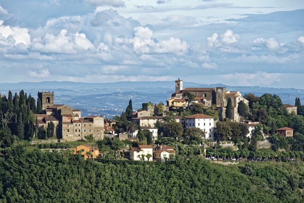 2020 - 6 nap/5 éjszaka Toscanában, Montecatini Terme-ben, 2 fő részére félpanzióval: Petit Chateau