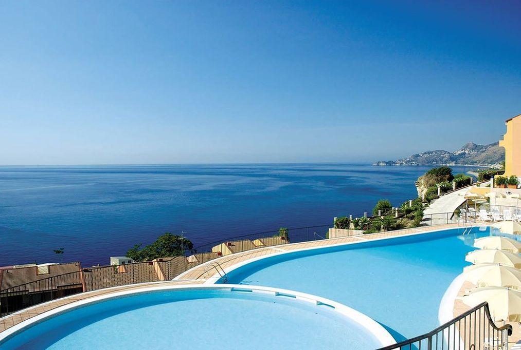 6 nap/5 éjszaka Szicília keleti partján 2 fő részére félpanzióval és wellness-szel - Capo Dei Greci Taormina Coast Hotel & Spa