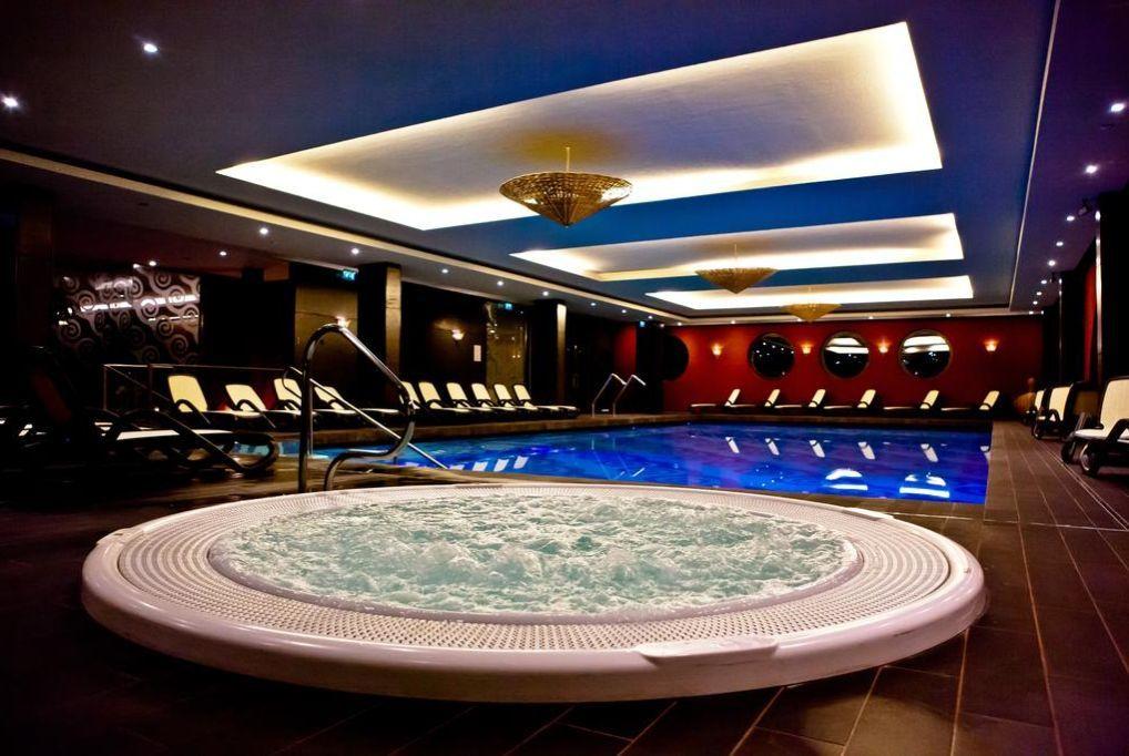 3 nap/2 éjszaka wellness pihenés reggelivel vagy félpanzióval 2 fő részére, Vecsésen - Airport Hotel Stáció Wellness & Konferencia