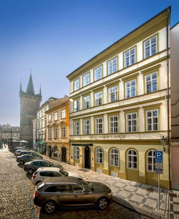 Négy csillagos hotel Prága szívében - Hotel Bishop's House - 3 éj reggelivel 2 fő részére