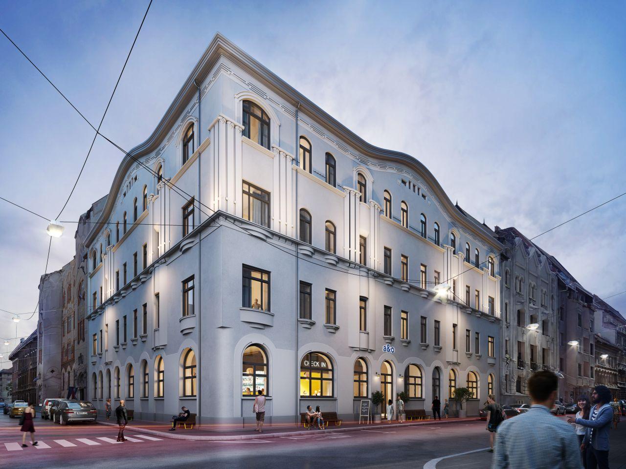 3 nap/2 éjszaka Budapesten 2 fő és 2 gyermek részére reggelivel - A&O Hotels Budapest City