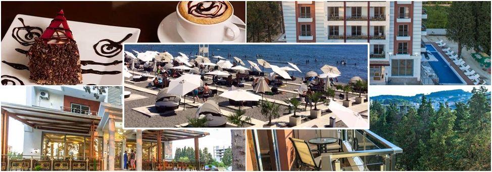 8 nap/7 éjszaka 2 fő részére félpanziós ellátással Montenegró közkedvelt tengerpartján - Hotel Hoti II. Ulcinj